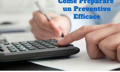 come fare un preventivo efficace