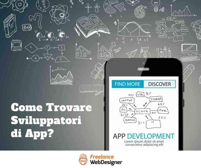 sviluppatori di app