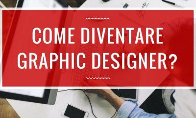 come diventare graphic designer