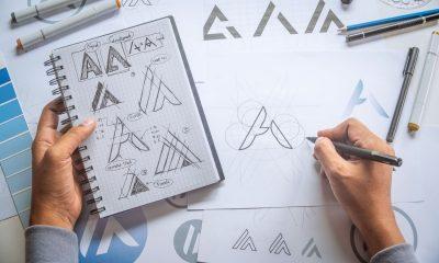 esempio di un progetto di logo design